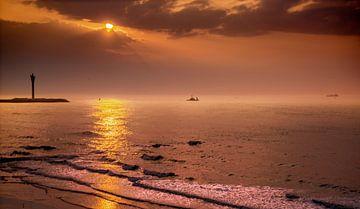 1122 Hafen von Ostende von Adrien Hendrickx