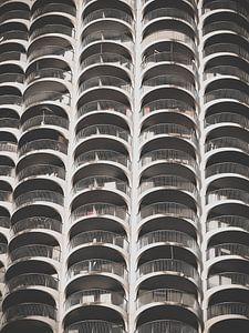 Balkon Stad