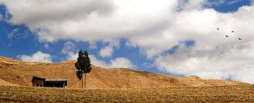 Simien Mountains, Ethiopie von Gerard Burgstede