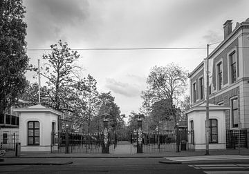 Plantage Kerklaan - Artis van Hugo Lingeman