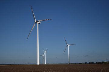 Windmühlen von Marleen Mertens