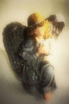 Engelchen VI van Dagmar Marina