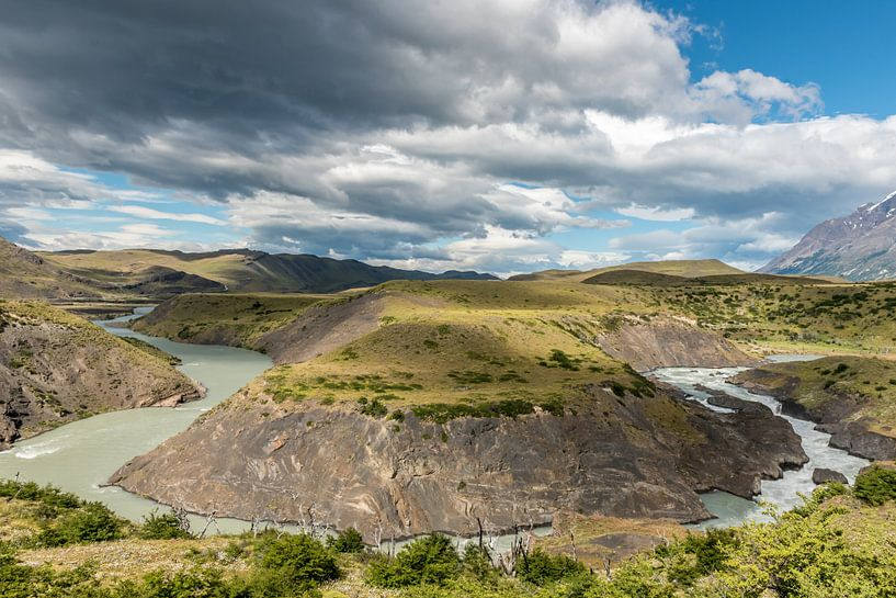 Torres del Paine, Chili. Hoefijzer van Trudy van der Werf