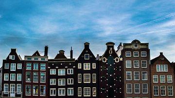 Amsterdam - Damrak van Richard Steenvoorden