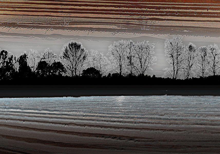 aspergeslandschap van Henk Speksnijder