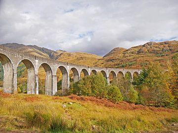 Glenfinnan-Viadukt - Schottland von Liefde voor Reizen