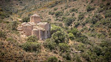 Kerkje op Kythira Griekenland van Michel Seelen