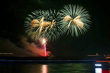 vuurwerk van Fotografie Arthur van Leeuwen