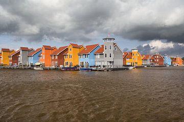 Reitdiephaven Groningen van Marina Nieuwenhuijs