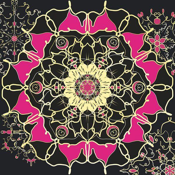 Mandala van Florentijn Bruning