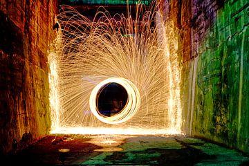 Steel Whirls  van