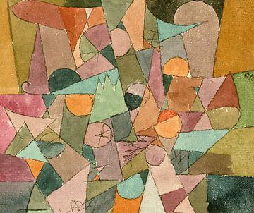 Paul Klee.Zusammensetzung