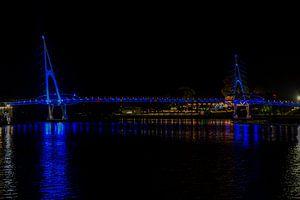 Darul Hana brug van Jan Tuns