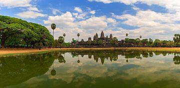 Angkor Wat,  Cambodja van Henk Meijer Photography