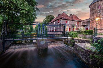 Koppelpoort in Amersfoort van Wim Brauns