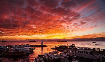 Haven van Aqaba van Peter Postmus