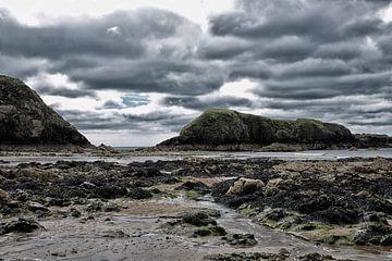 Iers landschap von Emile Bosch