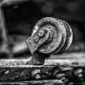 Poulie sur Fotografie Arthur van Leeuwen