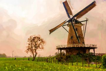 De Windmolen van Frans Van der Kuil