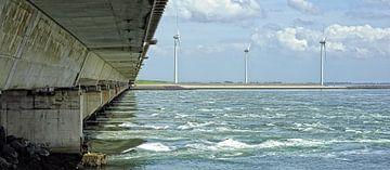 Oosterscheldekering - Neeltje Jans - Zeeland von foto zandwerk