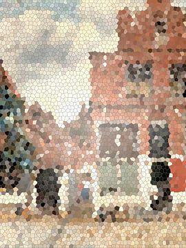Straatje van Vermeer van