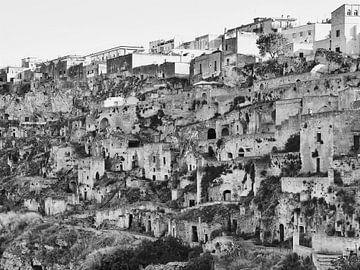 Matera (Italië)  von Esther van der Linden