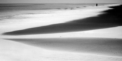 Het Noordzeestrand bij Noordwijk I van