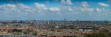 Skyline Amsterdam panorama sur PIX URBAN PHOTOGRAPHY