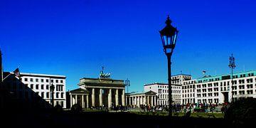 Brandenburger Tor van Bert Burkhardt
