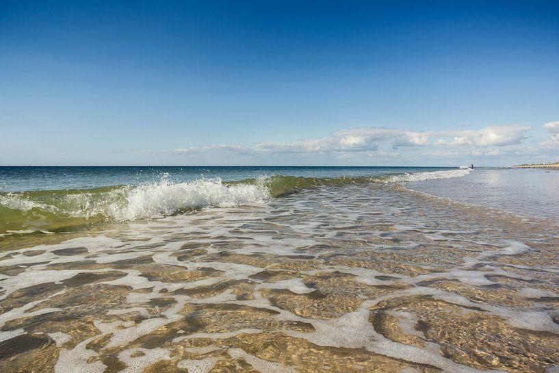 Sommer an der Nordsee van Beate Zoellner