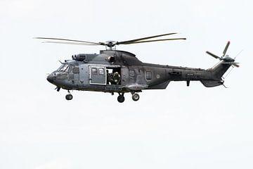 Eurocopter Cougar met open deur von Wim Stolwerk