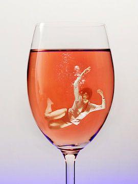 Verdieping van wijn van Sarah Richter