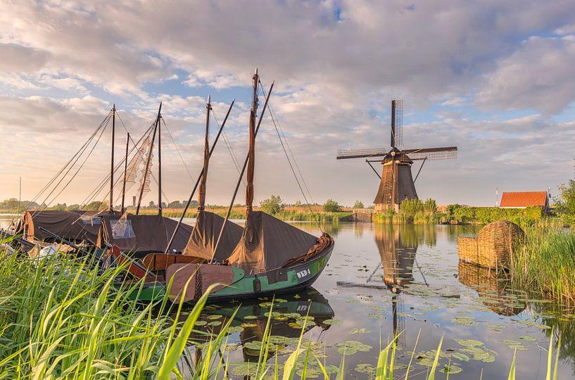 Nederlands tafereel van Jan Koppelaar