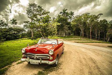Cuba oldtimer van YesItsRobin