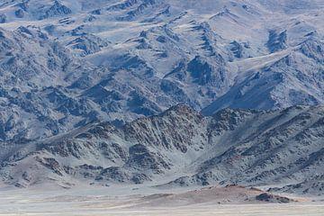 Berge im Westen der Mongolei