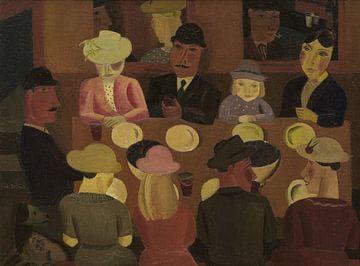 De Mosseleters, Gust de Smet (1923) van Atelier Liesjes