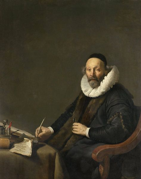 Johannes Wtenbogaert, Jacob Adriaensz, Backer von Meesterlijcke Meesters