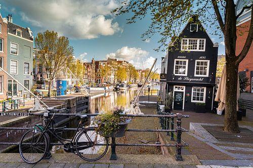 Sint Antonie sluis Amsterdam