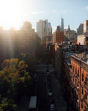 Das Leben in New York City von Ian Schepers