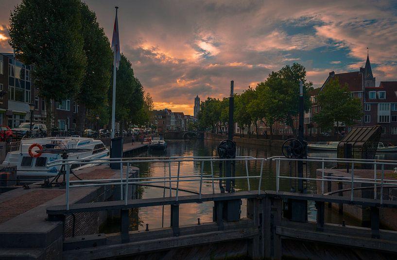 Weerdsluis, op een mooie zomerochtend! van Robin Pics (verliefd op Utrecht)