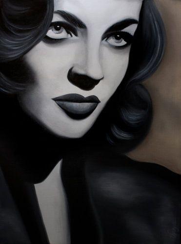 Lauren Bacall van