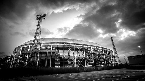 Stadion Feyenoord - De Kuip van