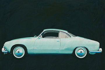 Volkwagen Karmann-Ghia 1959