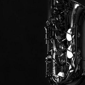 Saxofoon van Celina Dorrestein