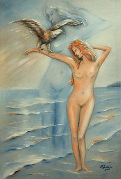Göttin der Natur von Marita Zacharias