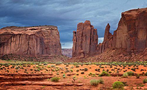 Monument Valley 03 van