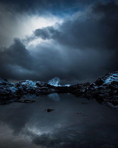De verborgen branding, Lofoten 2016
