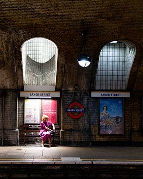 London Underground van Antoine Ramakers