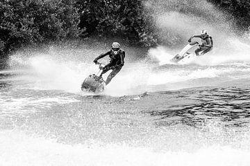 Jet Ski von Ruud van Ravenswaaij