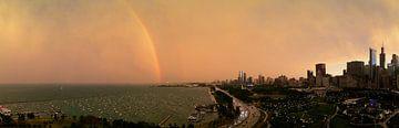 'Regenboog', Chicago van Martine Joanne